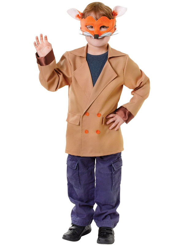 Child Mr Fox Jacket