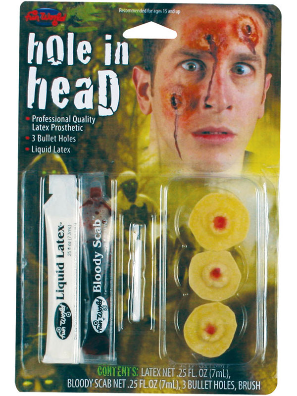 Hole In The Head Special FX Kit