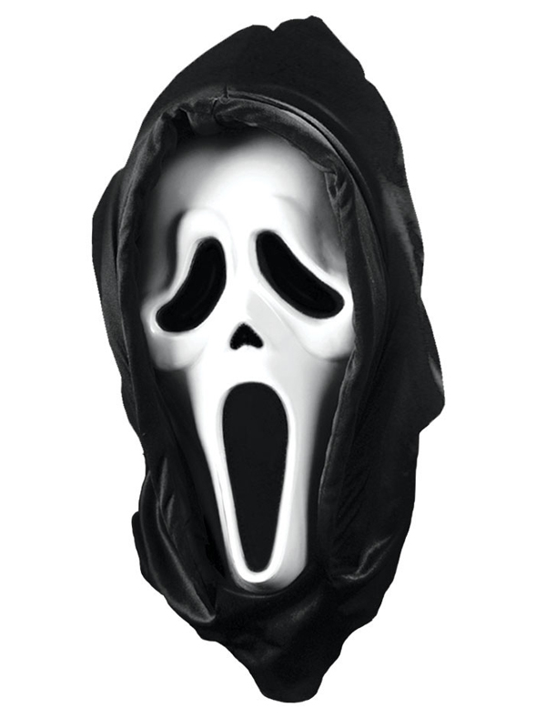 Scream Mask Official Licenced