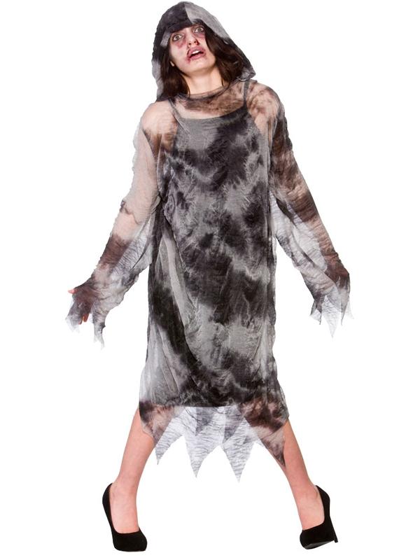 Zombie Robe With Hood
