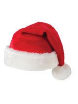 Adult Ladies Super Deluxe Santa Hat