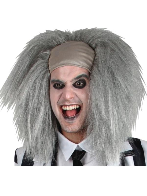 Adult Mens Crazy Spirit Wig