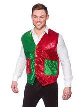 Elf Sequin Waistcoat Standard