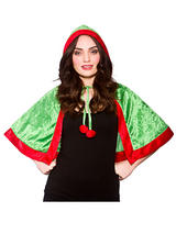Elf Hooded Cape Standard