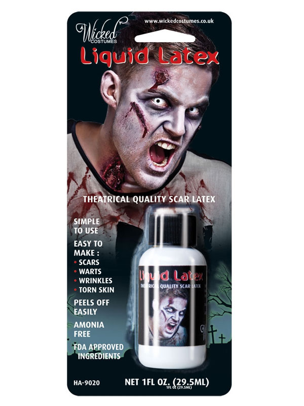 Wicked 29.5ml Liquid Latex