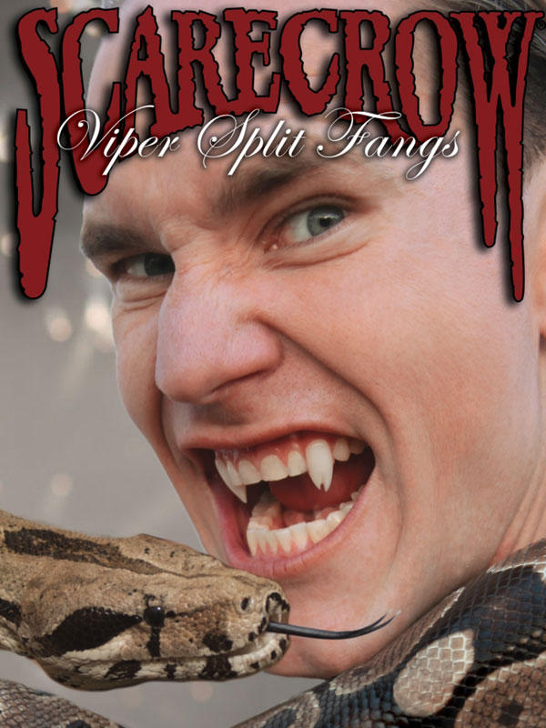Scarecrow 'TM' Viper Split Fangs Thumbnail 2