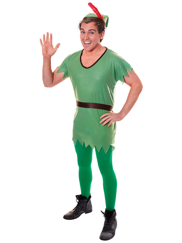 Robin Hood Elf Costume