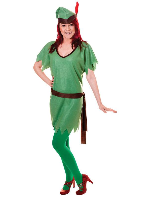 Robin Hood Elf Costume Thumbnail 2