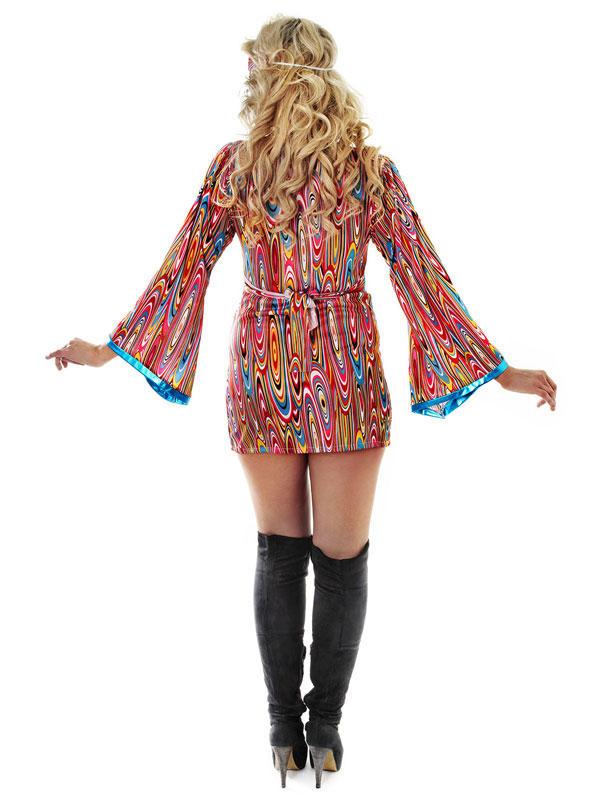 Go Go Swirl Dress Costume Thumbnail 3