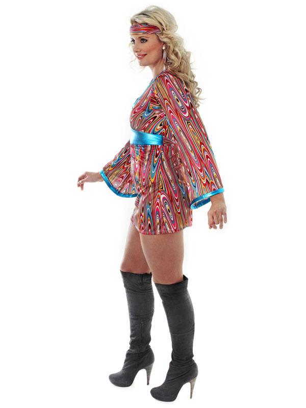 Go Go Swirl Dress Costume Thumbnail 2