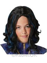 Child Girls Evie Wig Disney Descendants Costume