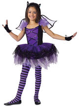Child Fun World Batarina Girl Costume