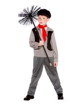 Child Victorian Chimney Sweep Costume