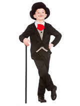 Child Victorian Gentleman Costume