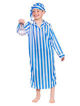 Child Wee Willie Winkie Costume