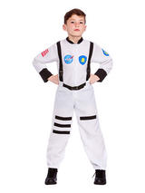 Child Moon Mission Astronaut Costume