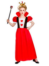 Child Storybook Queen Costume