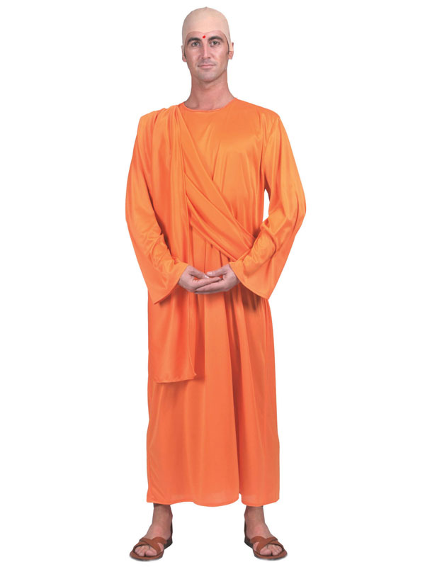 Tibetan Budha Hare Krishna Ff Costume