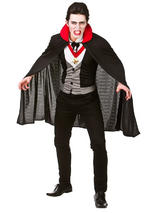 Bloodthirsty Vampire Costume