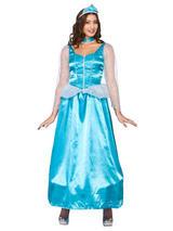 Ice Blue Princess Costume
