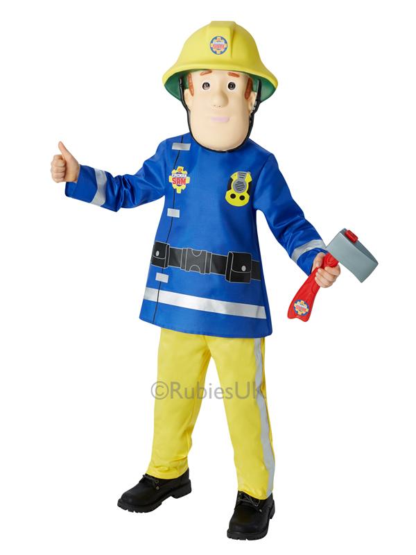 Child Fireman Sam Costume