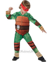 Child Teenage Mutant Ninja Turtle Deluxe Costume