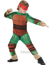 Child Teenage Mutant Ninja Turtle Classic Costume