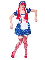 Cute Rag Doll Costume