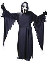 Child Scream Ghost Face Costume