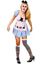 Alice In Zombieland Costume