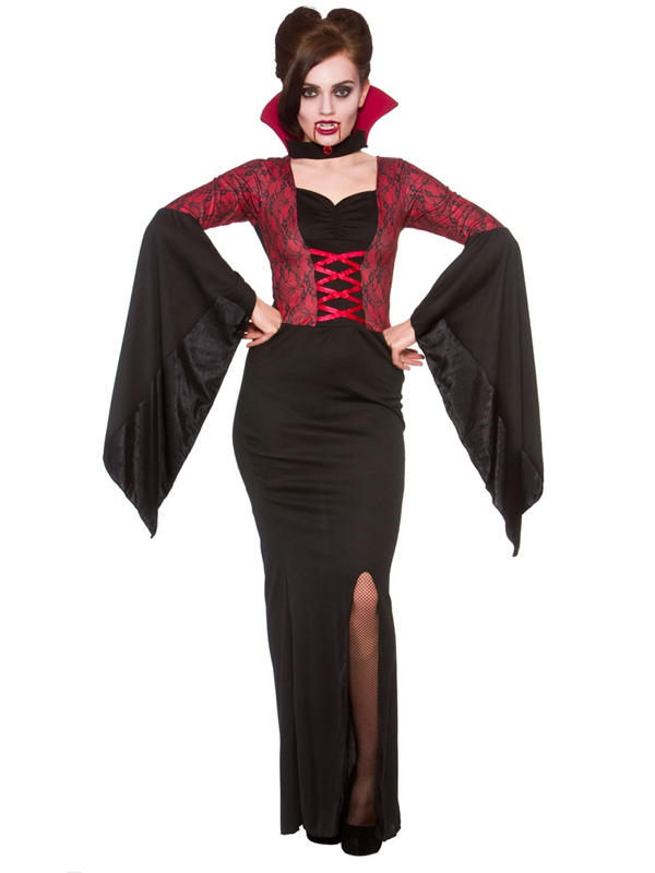 Alluring Vampiress Costume