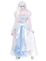 Gorgeous Ghost Bride Costume