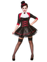 Victorian Vamp Costume