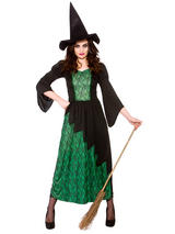 Sorcerous Witch Costume