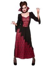Vicious Vampiress Costume
