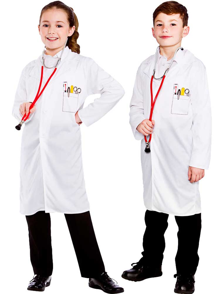 Child Doctors Coat