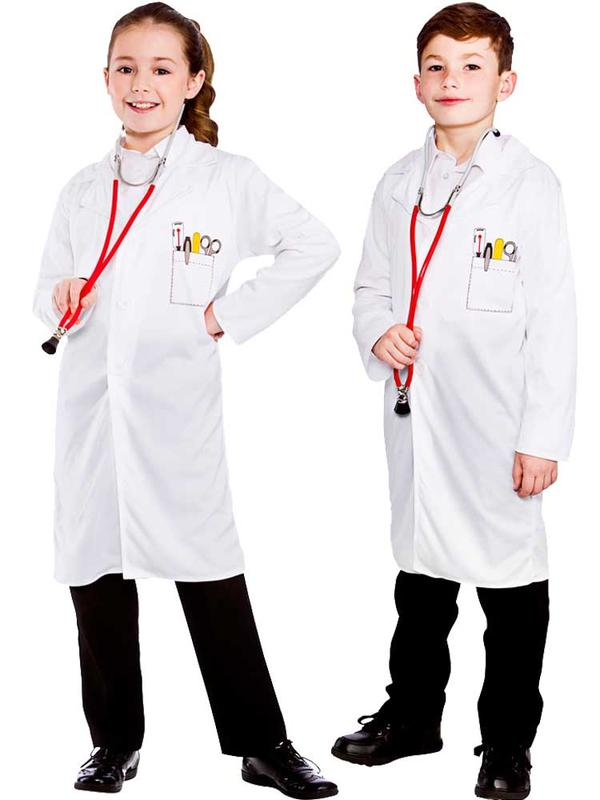 Child Doctors Coat Thumbnail 1