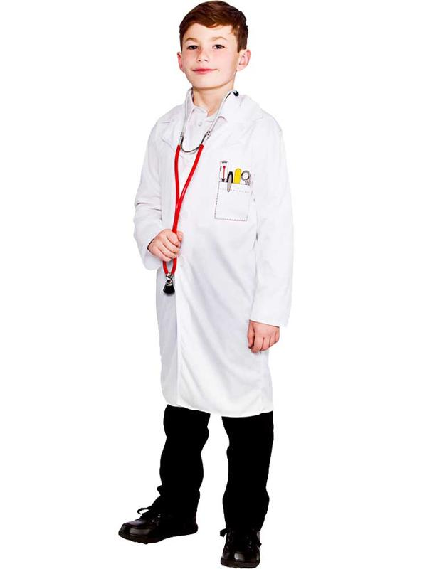Child Doctors Coat Thumbnail 2