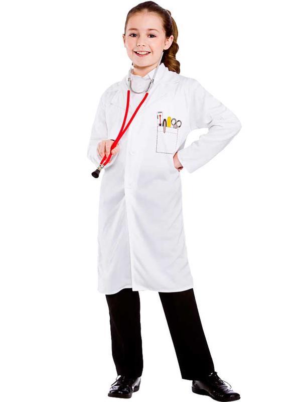 Child Doctors Coat Thumbnail 3