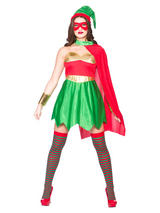 Elf Super Hero Costume