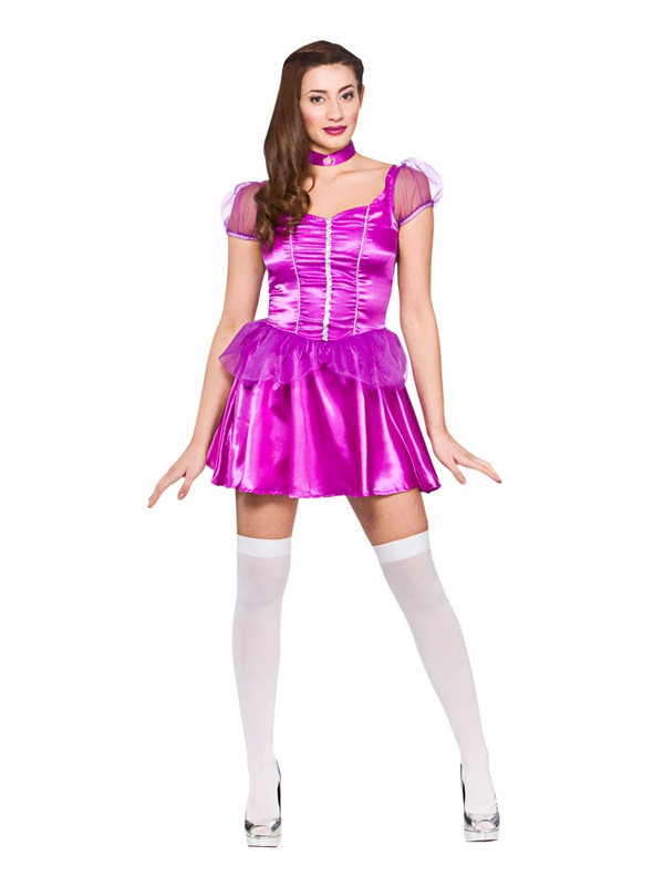 Sweet Princess Short Costume