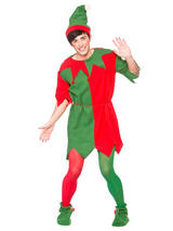 Budget Elf Guy Costume