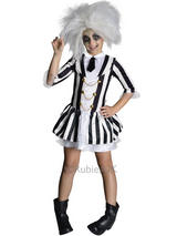 Child Girls Beetlejuice Costume