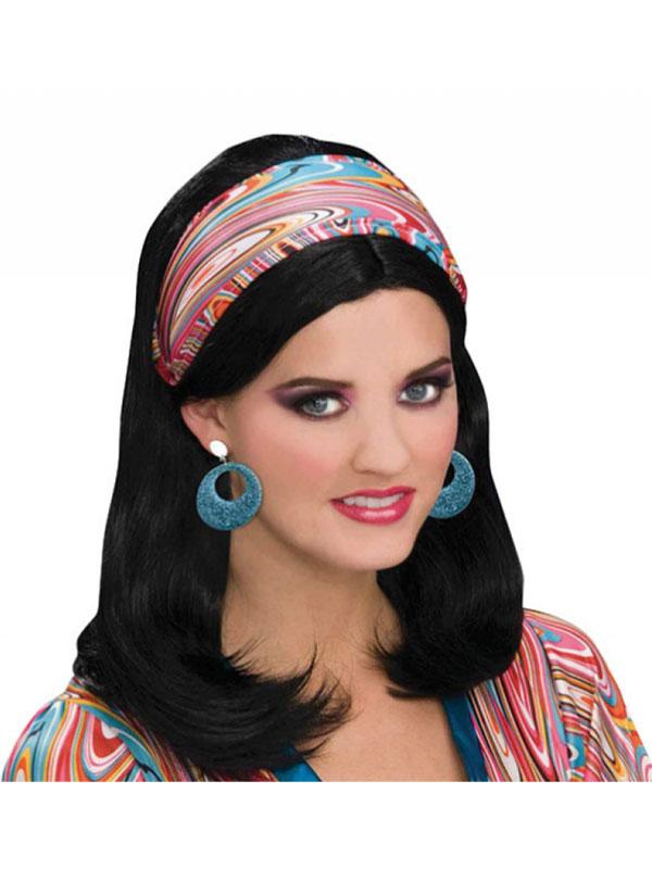 1960S Wild Swirl Headband
