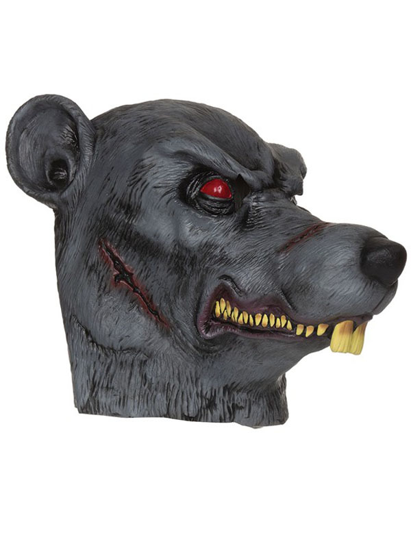 Adult Zombie Rat Mask