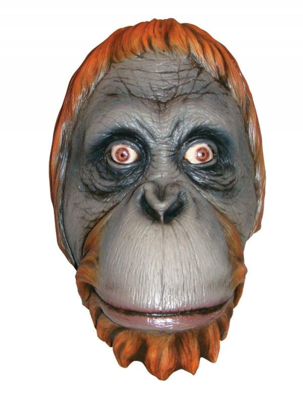 Adult Orangutan Mask