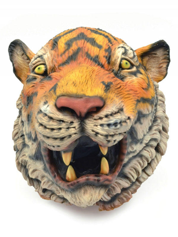 Adult Tiger Mask Realistic