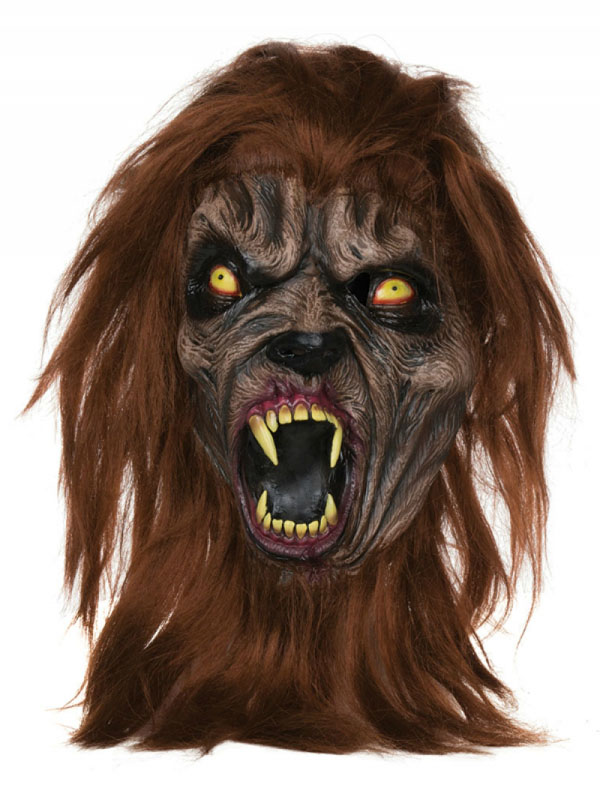 Adult Dark Beast Mask