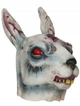 Adult Zombie Rabbit Mask