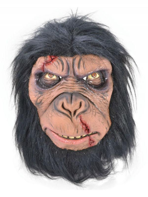 Adult Zombie Chimp Mask